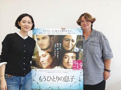 映画監督と雅子さん
