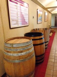 熊本のワイナリー 樽