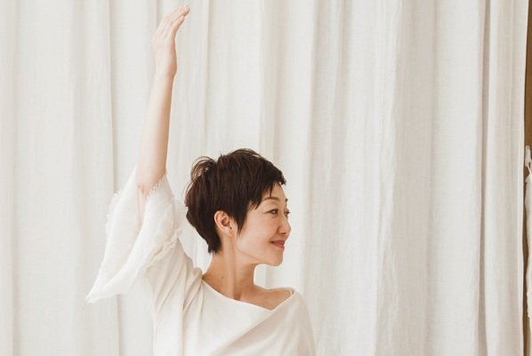 吉川千明さんの毎日YOJO③ ピラティスで、自分の体と向き合う