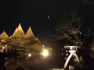 日本三大庭園の1つ 兼六園