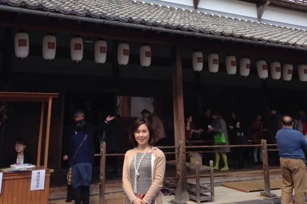芝居小屋「八千代座」へ、市川海老蔵さんの「古典への誘い」を観に