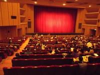 ゆうぽうとホール 劇場内