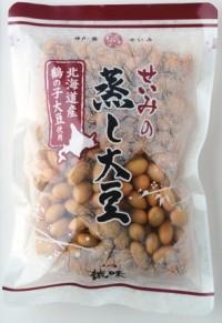 せいみの蒸し大豆