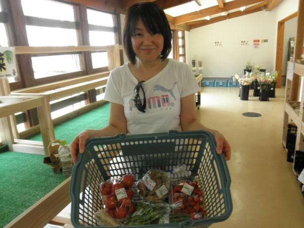 高見沢産 農野菜とおでかけ女史ayaさん