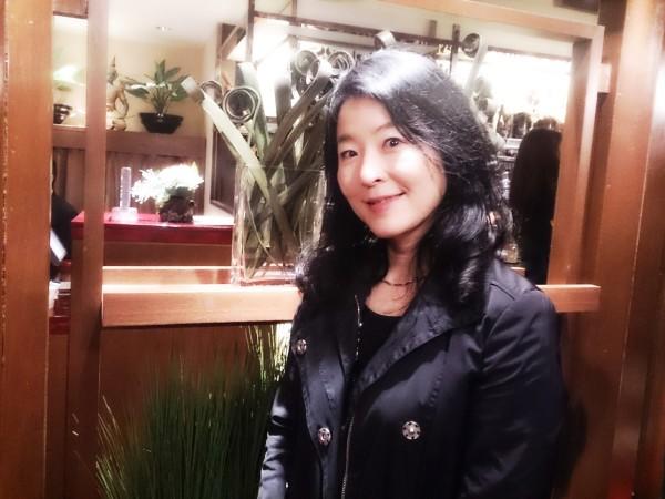 エラワン新宿東口店 外観と西麻布女史さん
