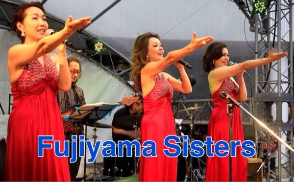 Fujiyama Sistersライブの様子