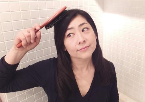 美髪達人のヘアケア③井上きみどりさん/肌にやさしいアイテム選びで、頭皮&髪を底上げ
