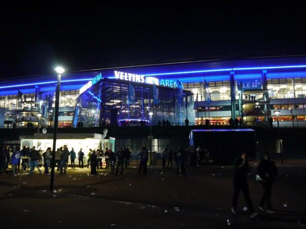 Veltins Arena 外観