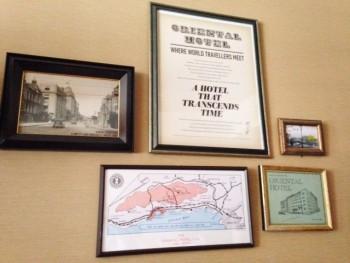 昔の神戸、旧居留地の地図や写真