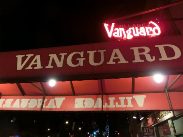 ニューヨーク Village Vanguard