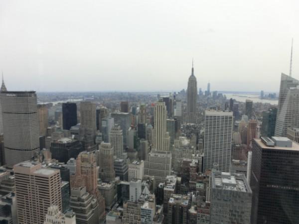 おでかけ女史組 ニューヨークの風景