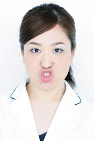 「う」の顔