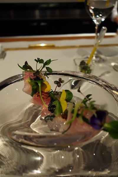 魚料理 「ミネラル」