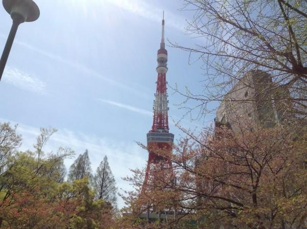 おでかけ女史組 東京タワー