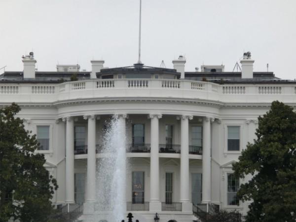 ホワイトハウス 外観