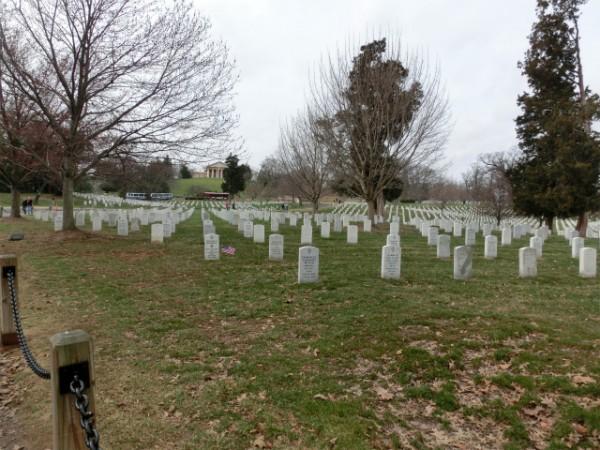 アーリントン国立墓地 おでかけ女史組