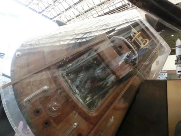 アポロ11号 司令船 おでかけ女史