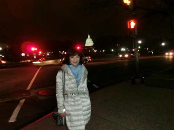 おでかけ女史組 Midoriさん ニューヨーク