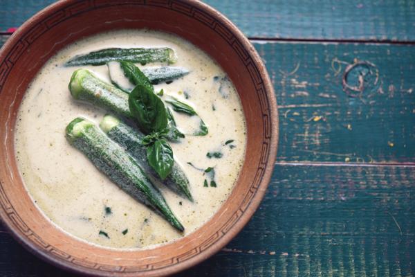 乳酸菌を育てるレシピ⑥/スパイスとハーブのスープで、腸内乳酸菌の元気をサポート:その4