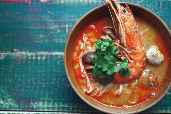 乳酸菌を育てるレシピ⑤/スパイスとハーブのスープで、腸内乳酸菌の元気をサポート:その3