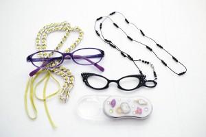 久保さんのメガネ