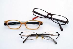 木住野さんのメガネ