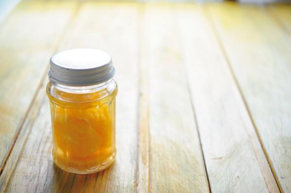 簡単おいしい「抗糖化メニュー」:酢を使った料理①オレンジビネガーを応用して