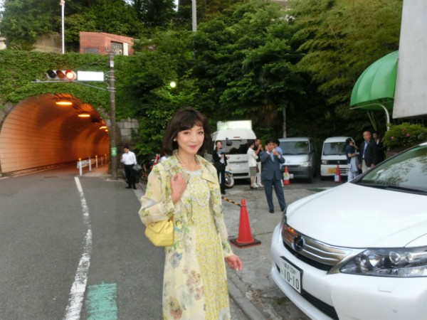 おでかけ女史 Midoriさん 元町