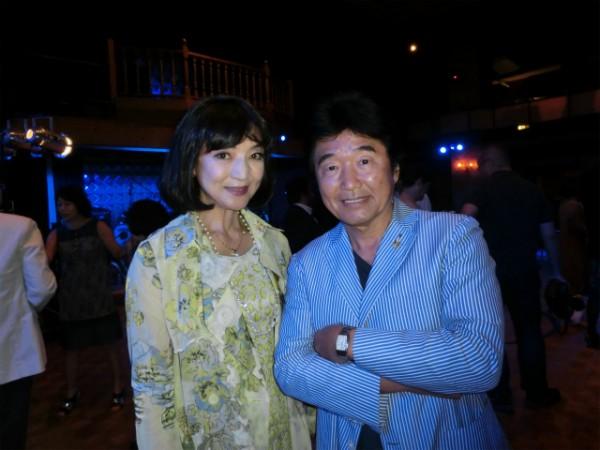おでかけ女史Midoriさんと北原照久さん