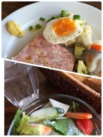 バーカロ 前菜とサラダ