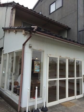 辻 和美さん 金沢にあるお店 外観
