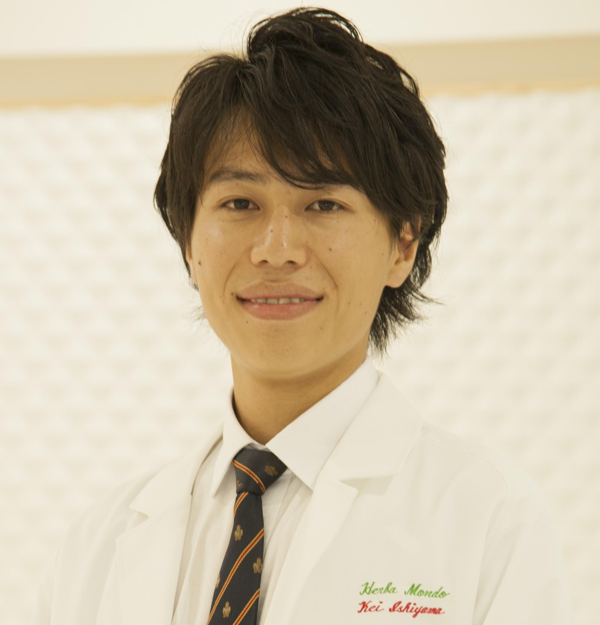 ハーブセミナー 王子こと石山圭さん