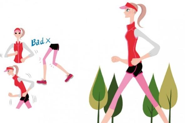 骨力&筋力アップ!脂肪を燃やす!歩き方 Step5