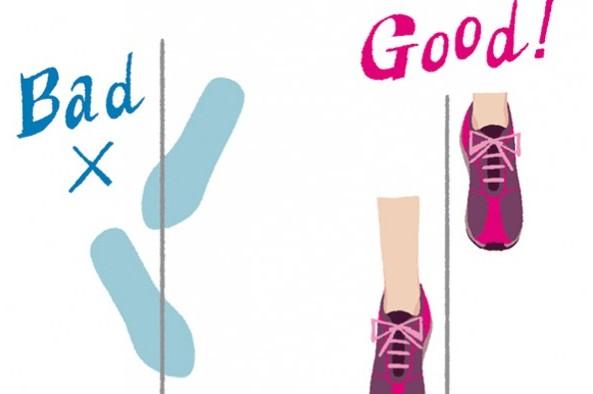 筋力&骨力アップ!脂肪を燃やす!歩き方 Step3-2