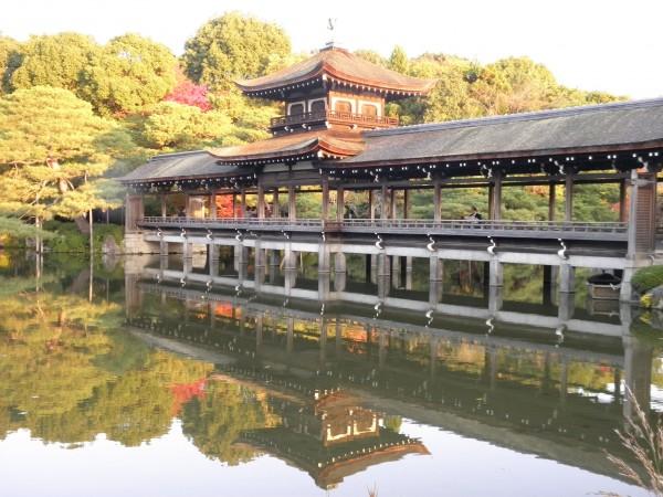 平安神宮回廊