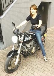 更年期_中型バイク