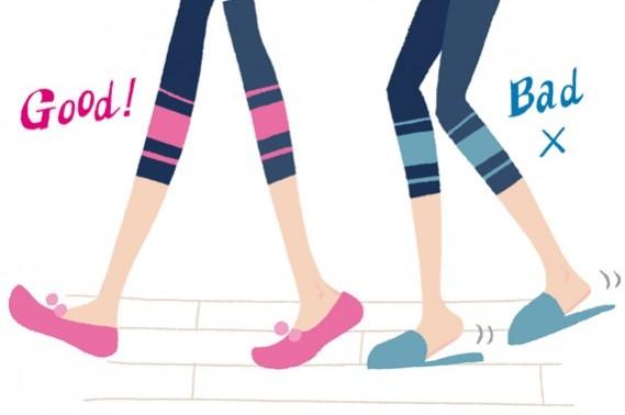 筋力&骨力アップ!脂肪を燃やす!歩き方 Step4