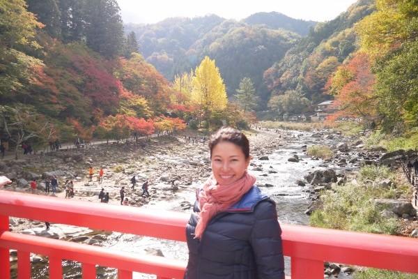 愛知県の香嵐渓へ、秋のドライブ紅葉狩り