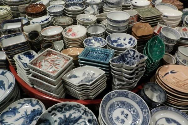 好みの小皿に出会う楽しさ「うつわ 阿閑堂」