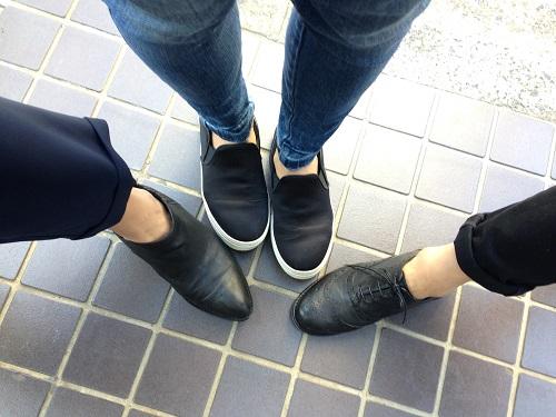 いくこ靴1