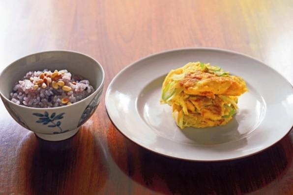 プロが伝授! 賢い主食選びの秘訣:ウー・ウェンさんの黒米入りご飯レシピ