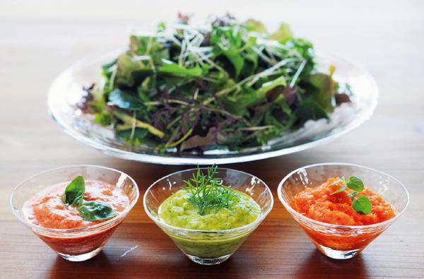 プロが伝授! 賢い主食選びの秘訣:カノウユミコさんのドレッシングレシピ