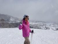 緑さんスキー