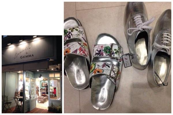 いく子購入靴