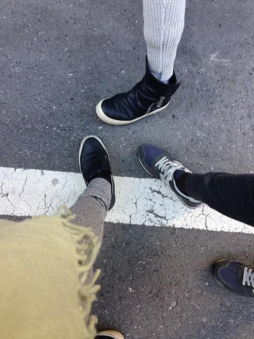 いくこ靴4