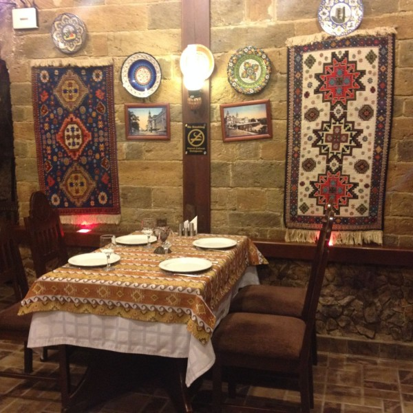 アゼルバイジャンレストラン
