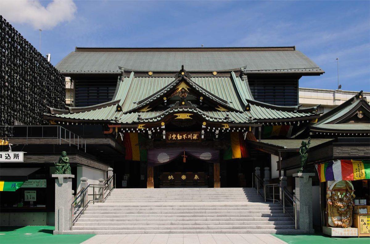 吉田深川本堂