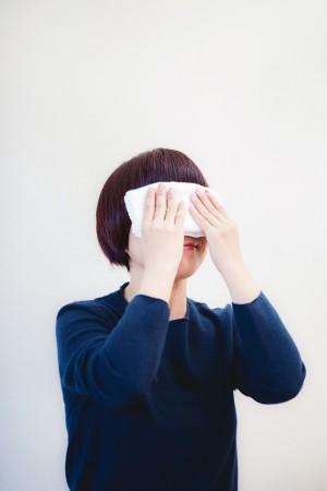 山本浩未さん スチーム洗顔