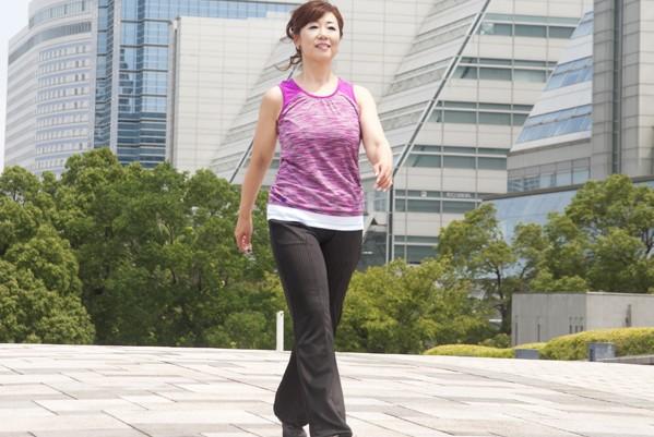 「ポスチュアウォーキング」で痩せ隊④実践レポート/花村孝子さん