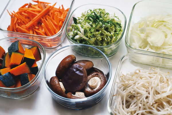 タカコ ナカムラさんが提案する「賢い調理法」とは?①